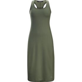 Arc'teryx Jelena - Vestidos y faldas Mujer - verde